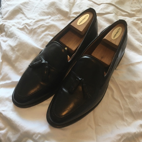Allen Edmonds Grayson Tassel Loafers 11.5D